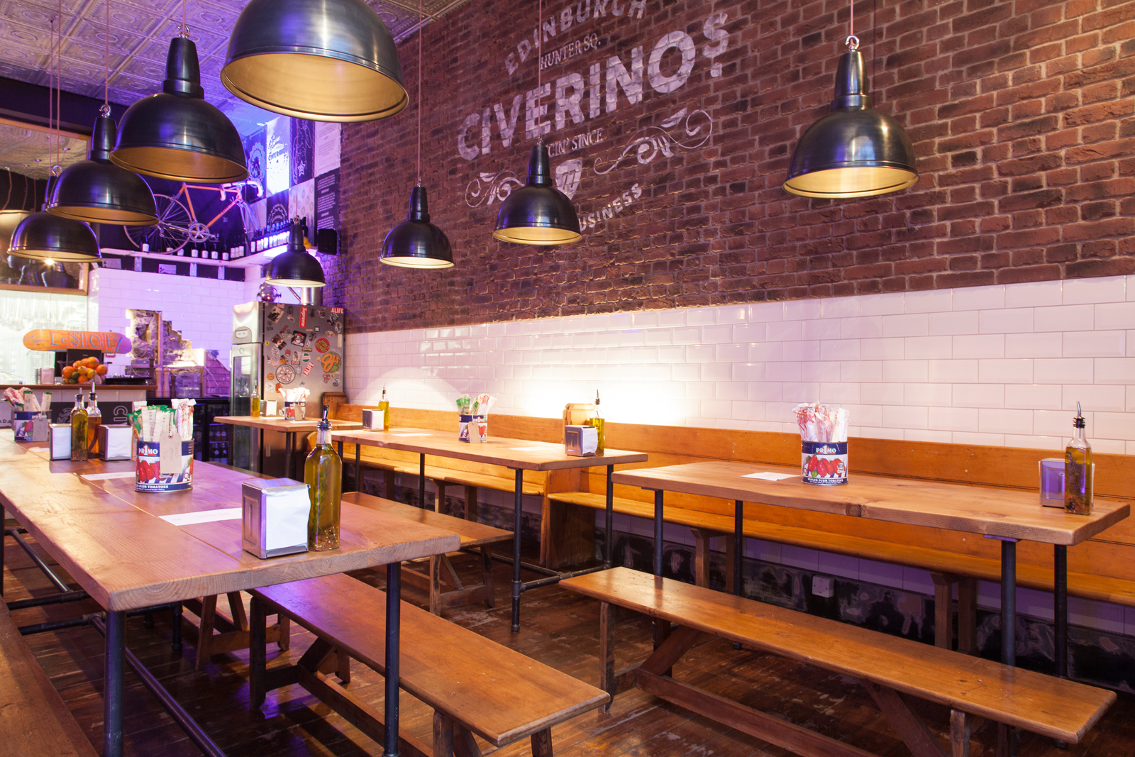 The place to come for Edinburgh's best pizza