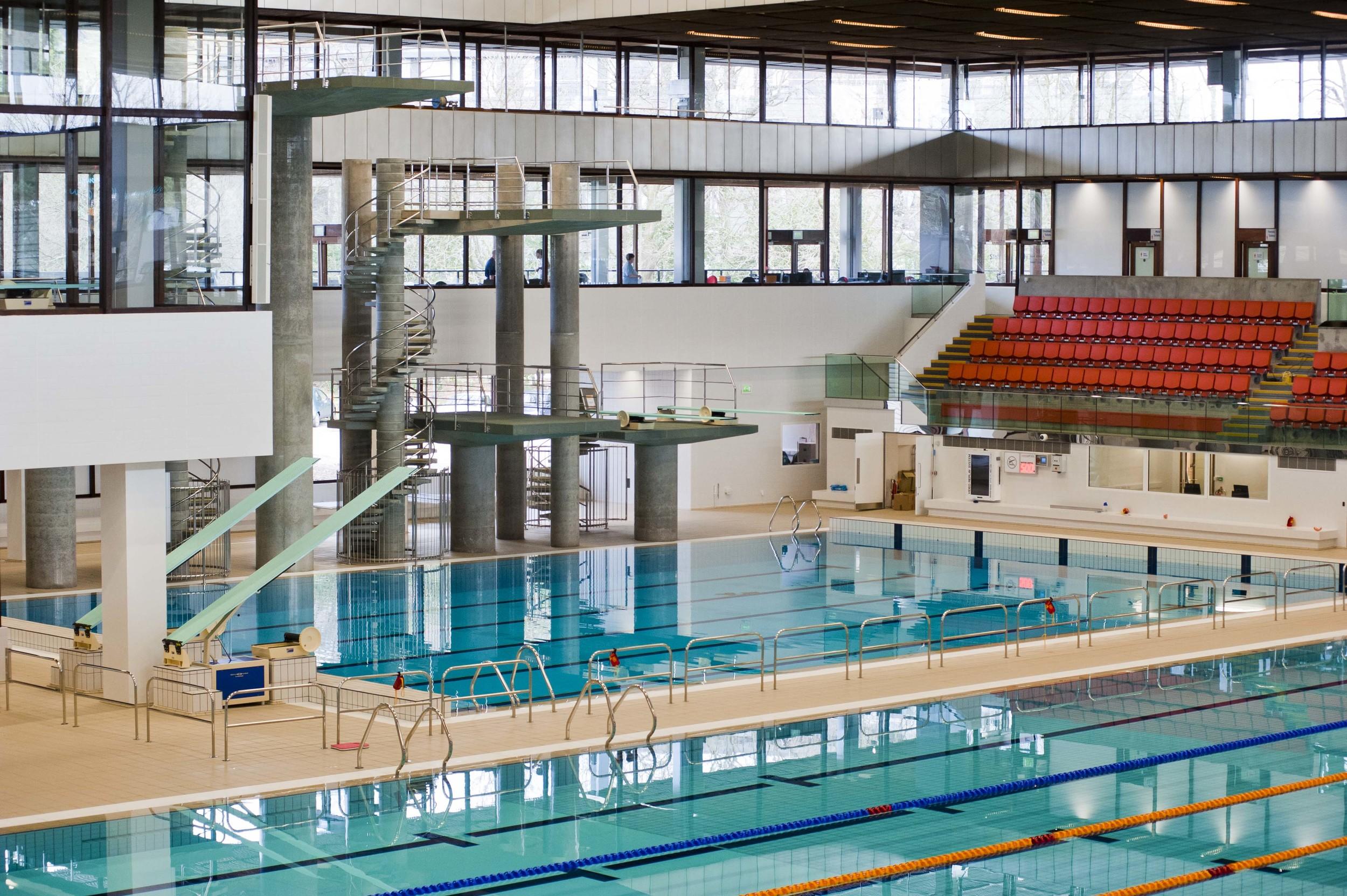 Photo: The Royal Commonwealth Pool