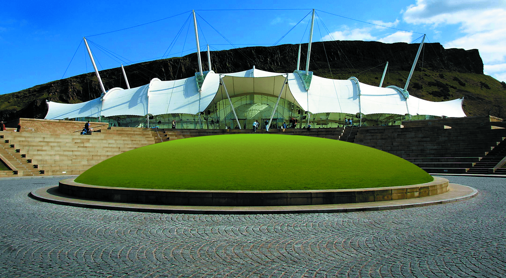 Photo: Our Dynamic Earth