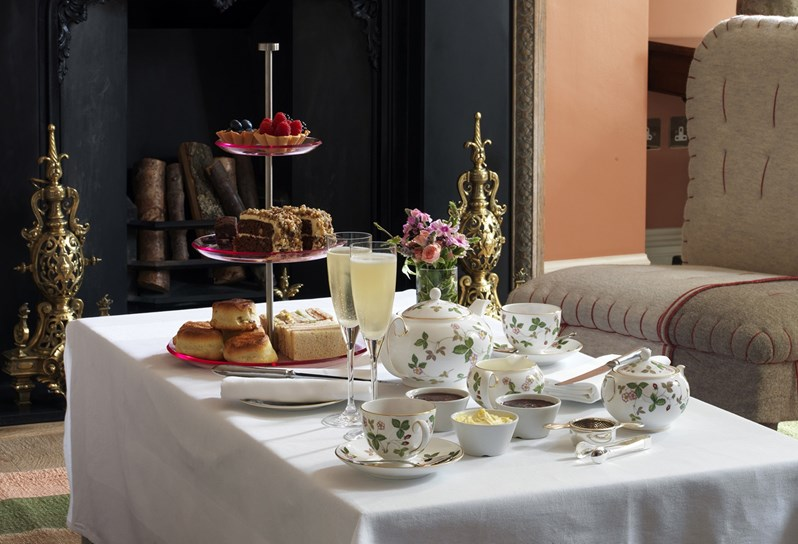 Best London afternoon tea review