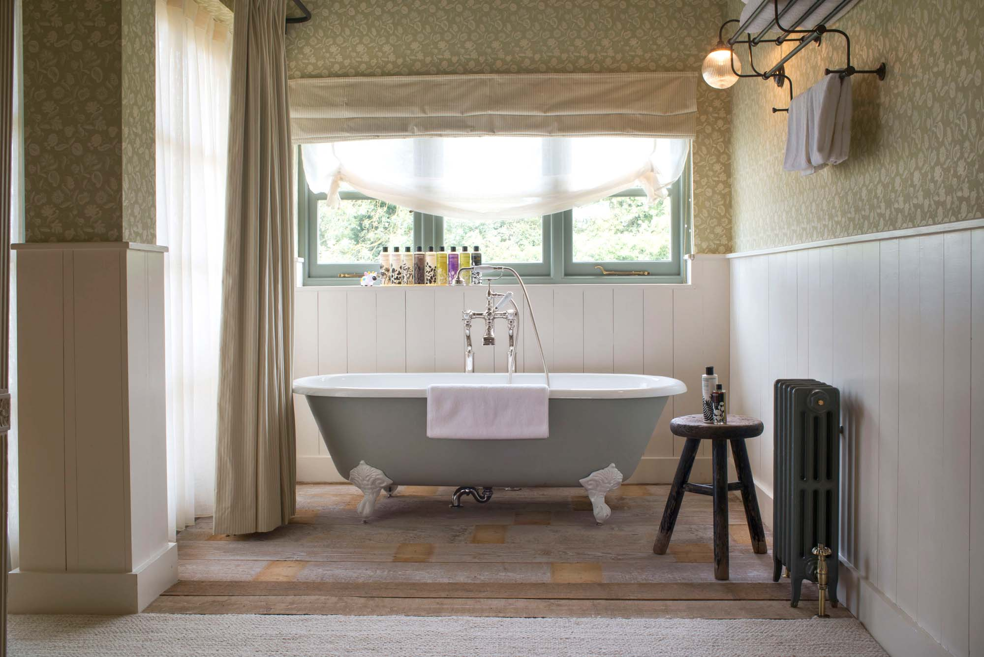 Cowshed products in Soho Farmhouse