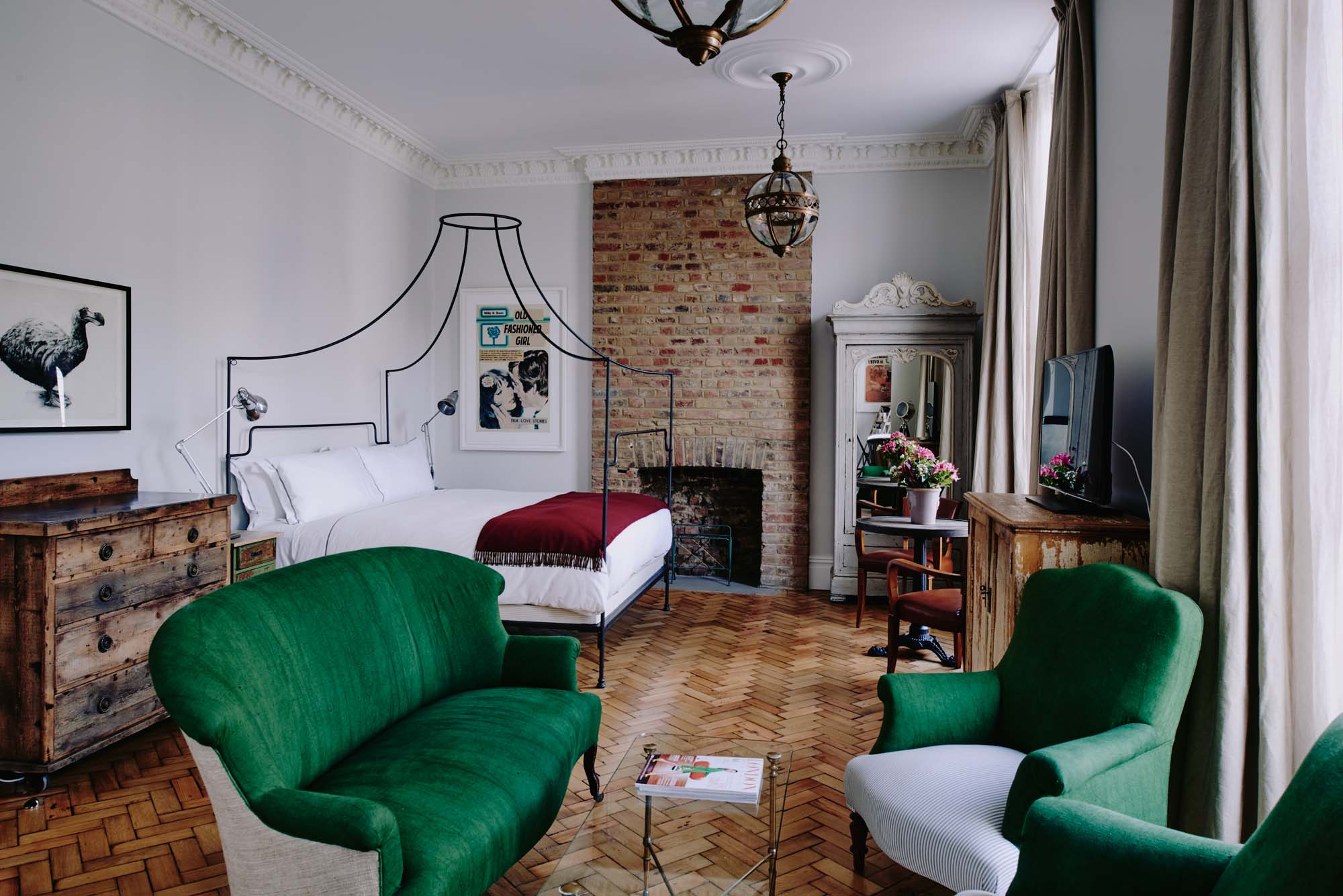 @artistresidence - officially the UK's most Instagrammable hotels