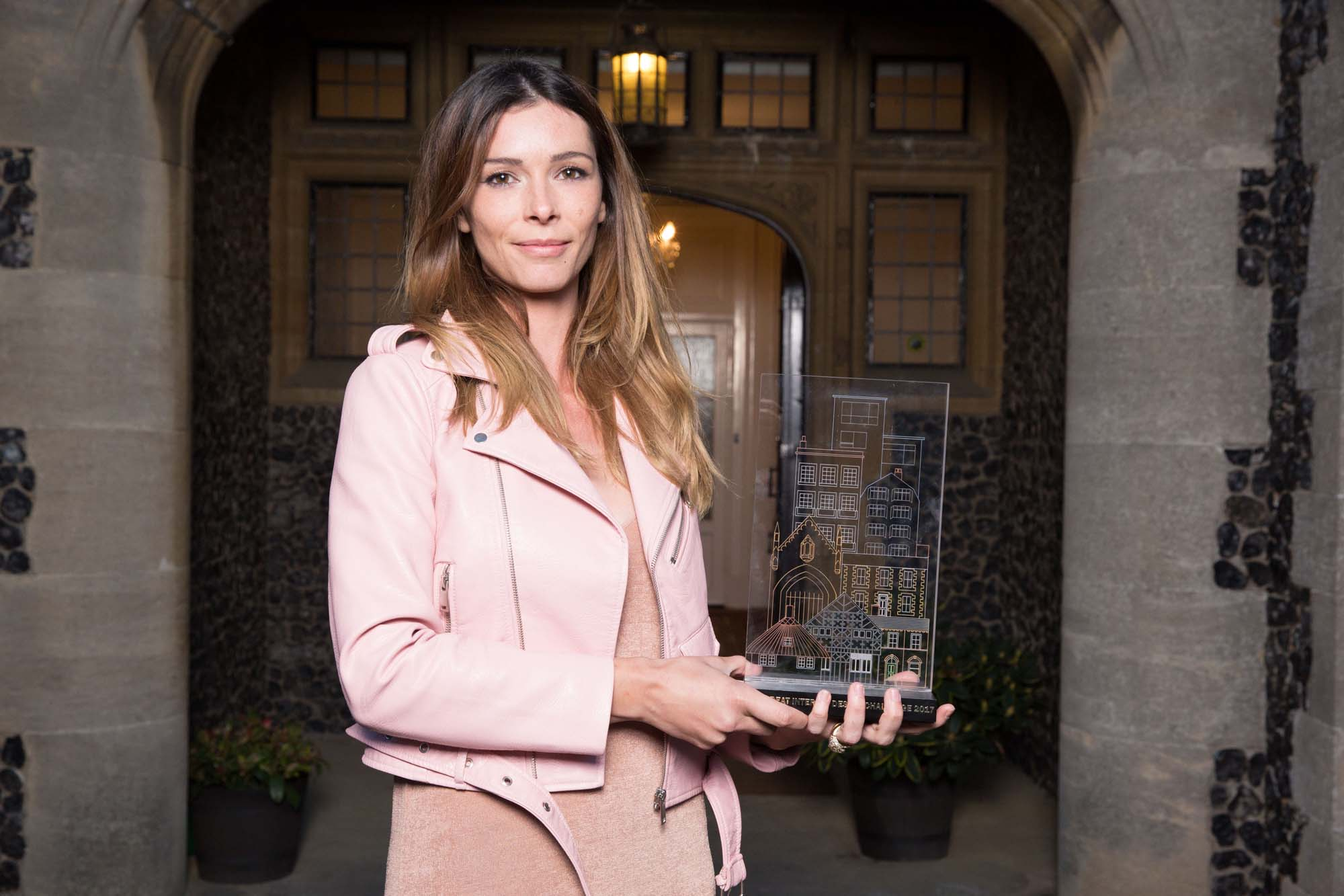 The Pink House Meets The Great Interior Design Challenge Winner Daniela Tasca York The Pink House