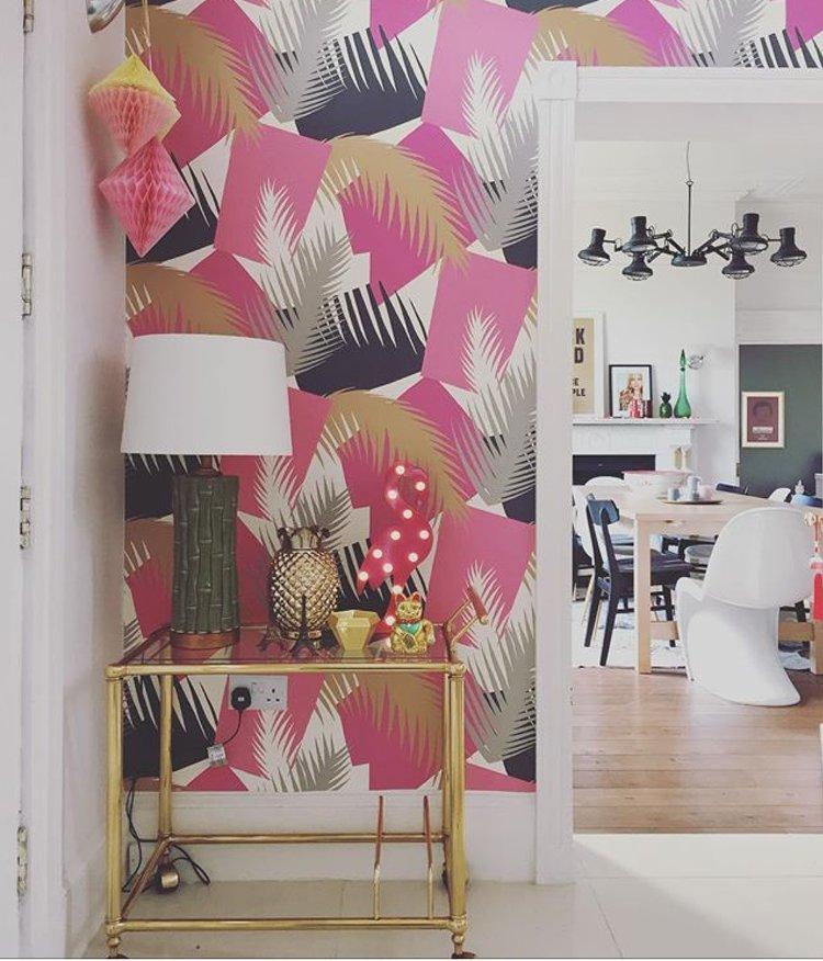 Lisa Dawson's hallway