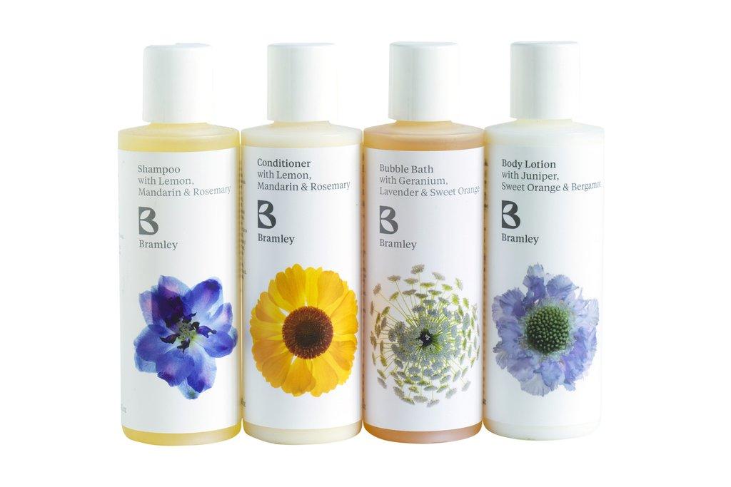 Bramley bath products