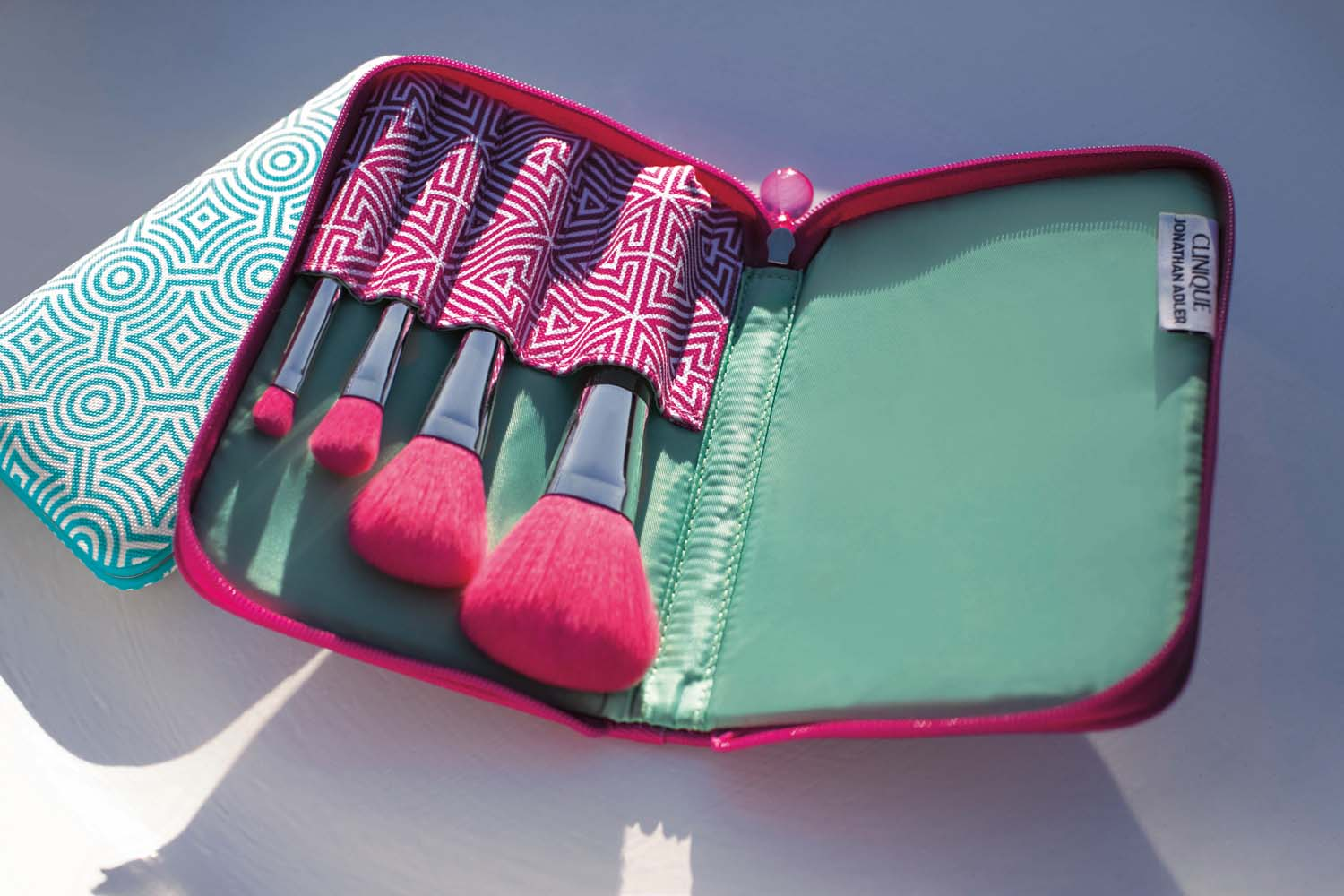 Clinique + Jonathan Adler Luxe Brush Collection