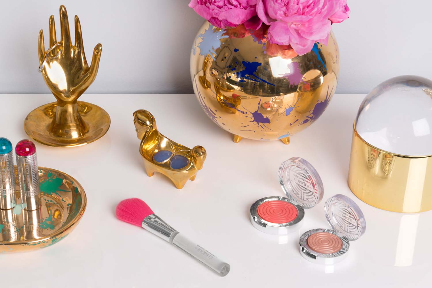 I'll take everything on this dressing table, please