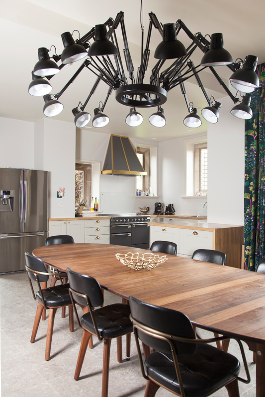 The Dear Ingo pendant lamp by Ron Gilad/Photo: Susie Lowe