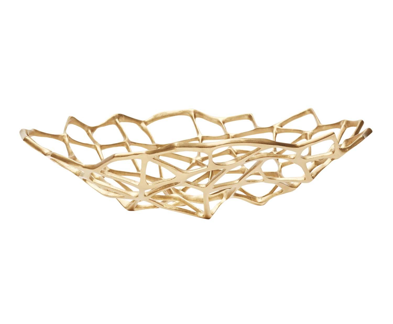 GOLD:  Tom Dixon Bone bowl