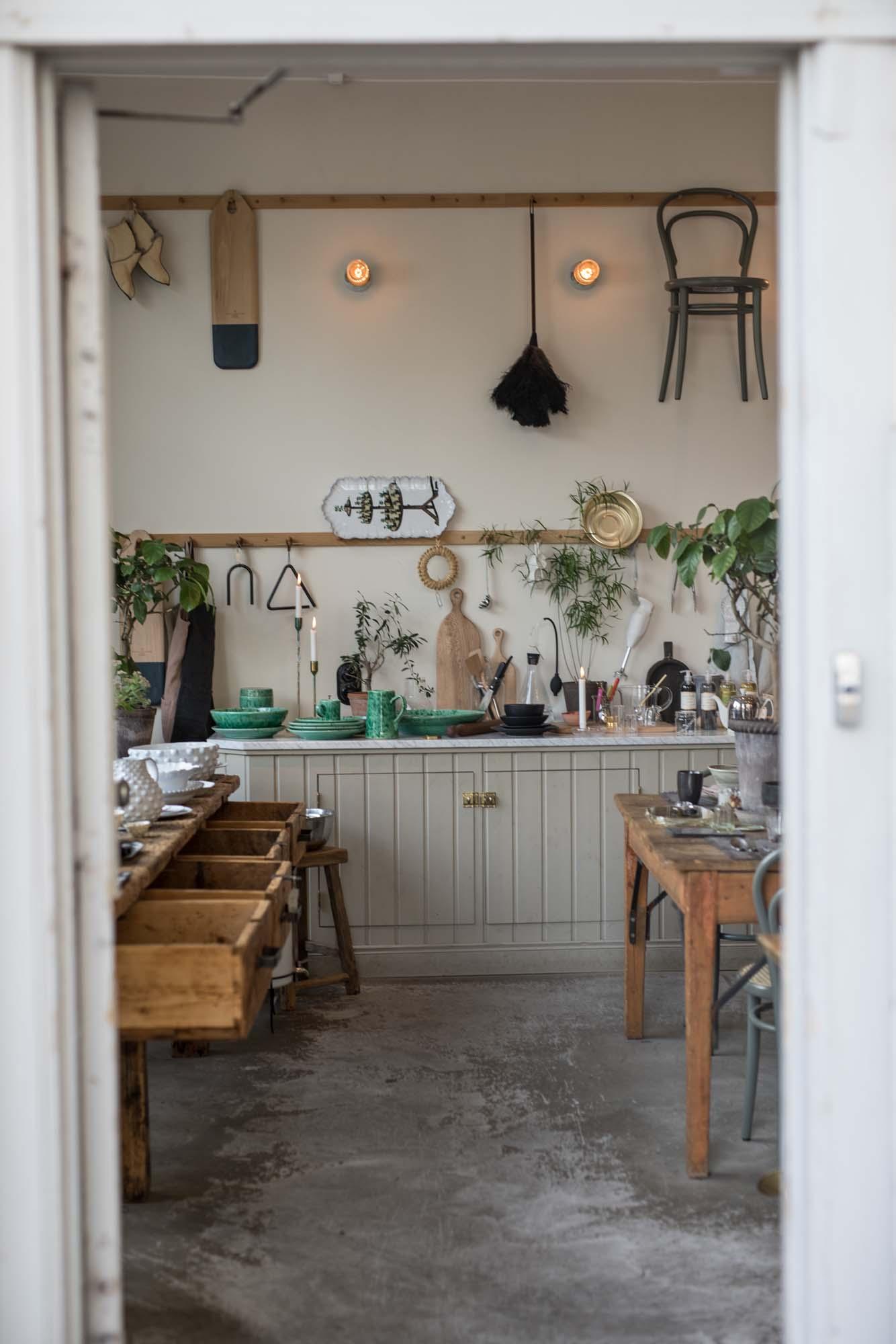 Artilleriet, The Kitchen