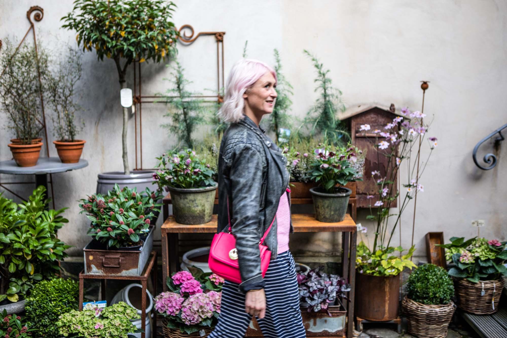 Floramor och Krukatos  plant shop of dreams