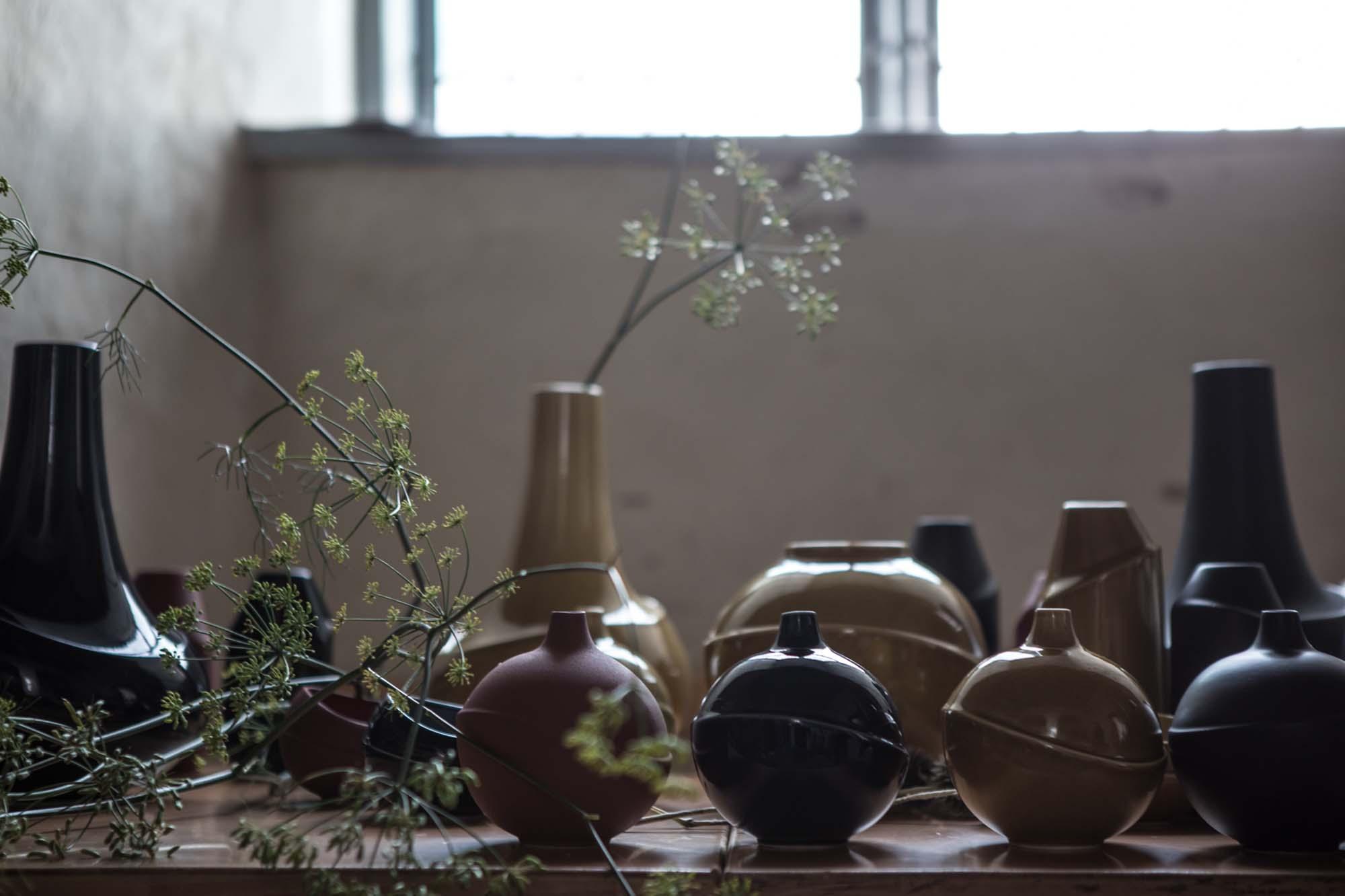 Lacko Stott and ceramics