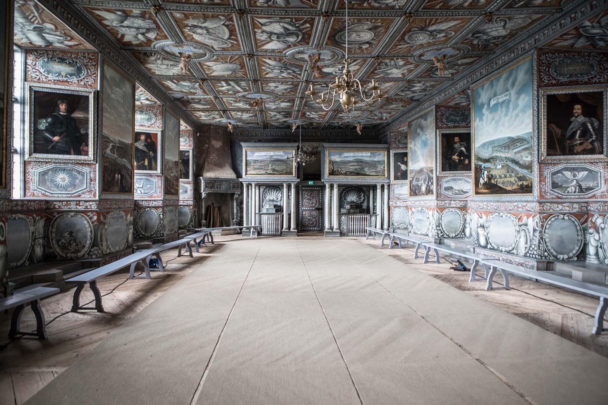Lacko Castle West Sweden