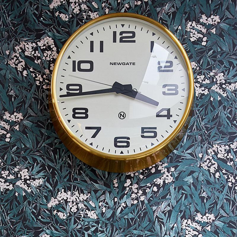 Graham & Green Brixton clock