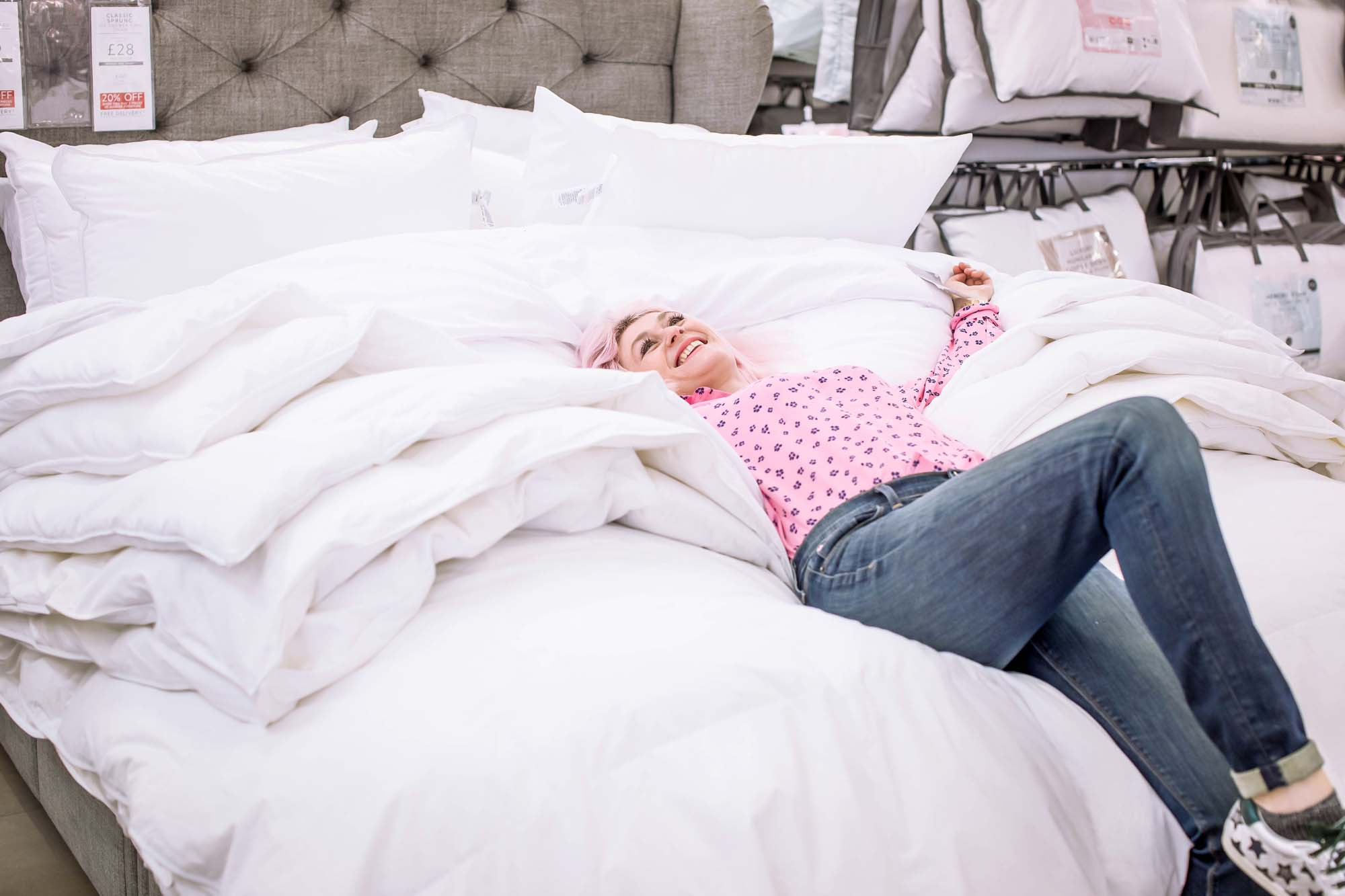 Marks & Spencer bedding