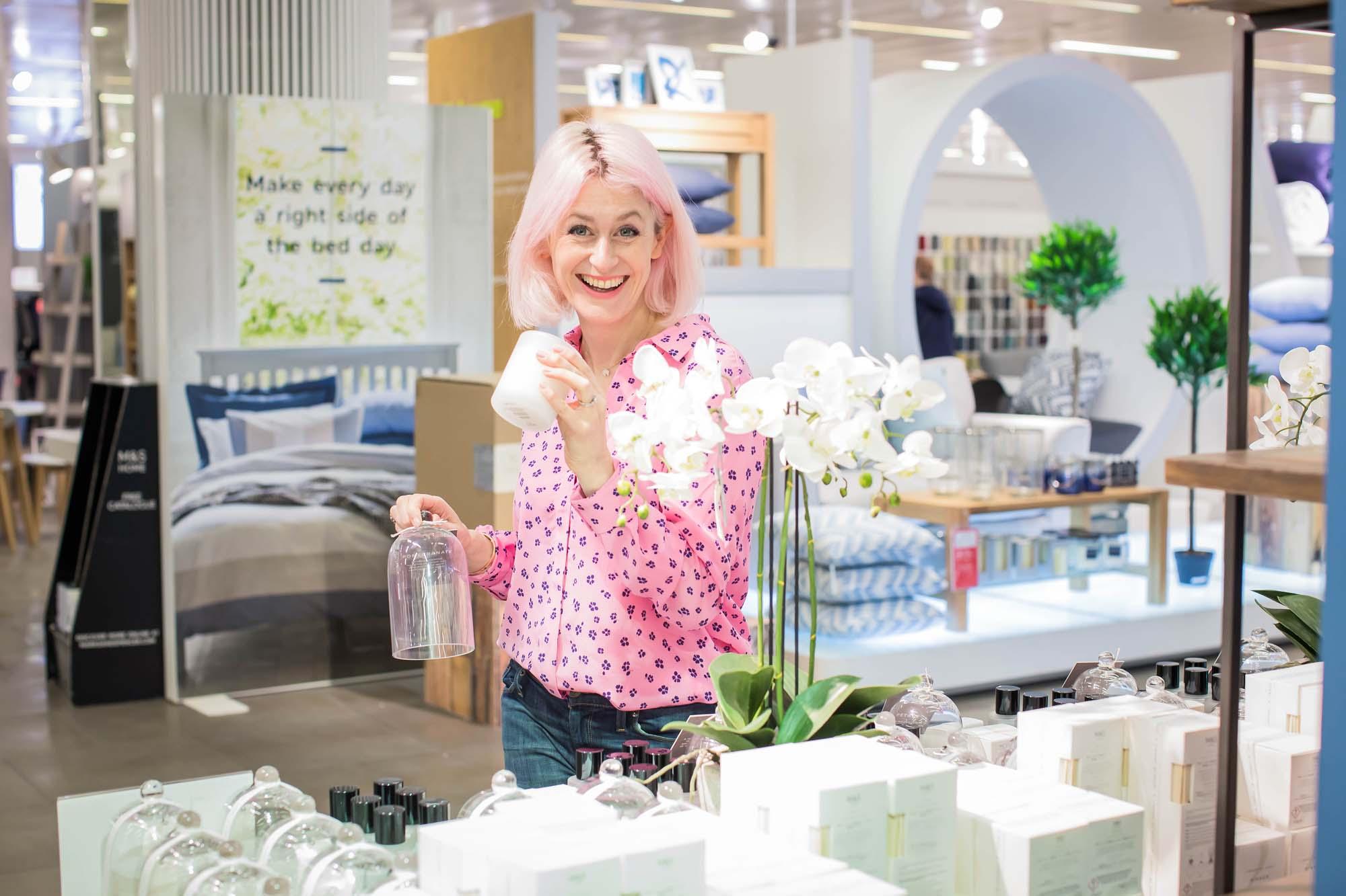Marks & Spencer fragrance library