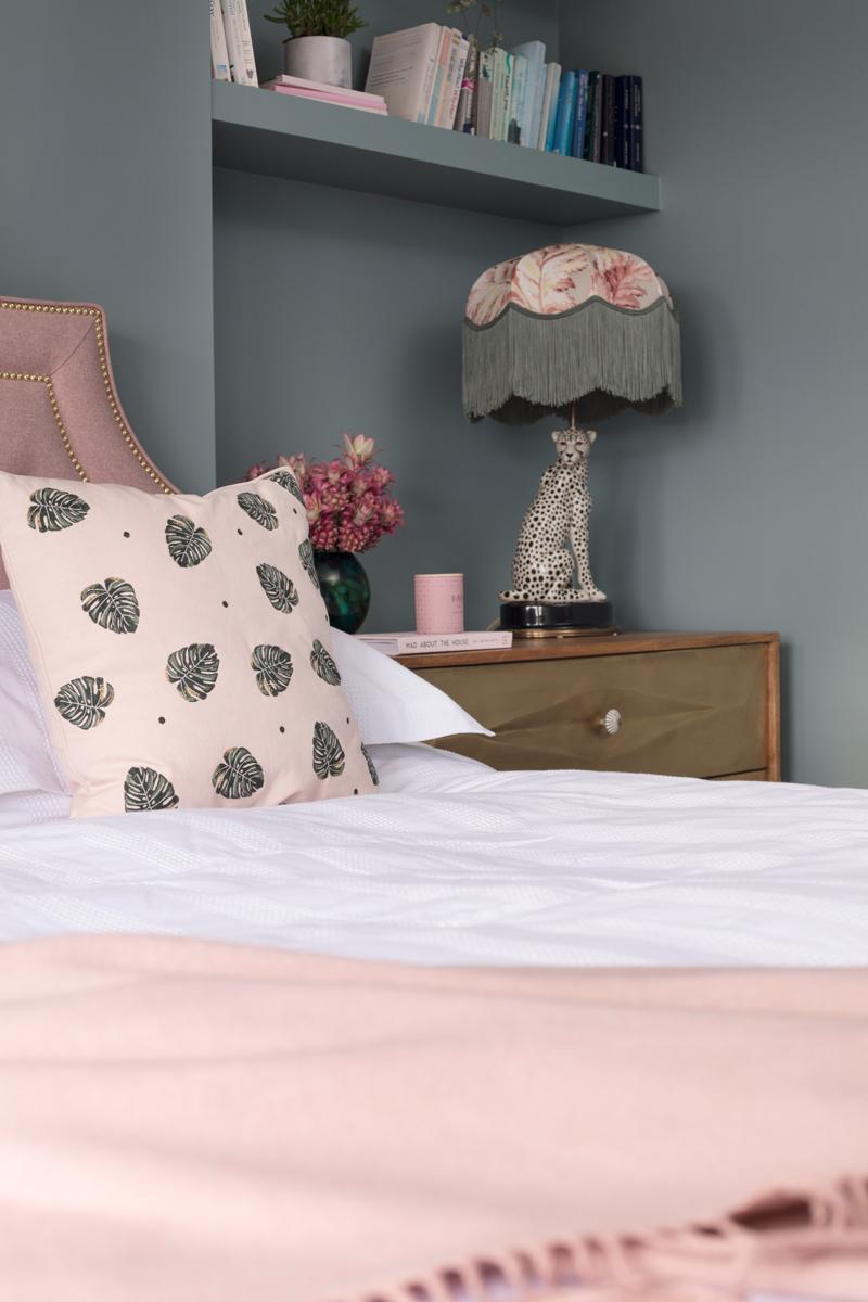 Pink Marks & Spencer bedding