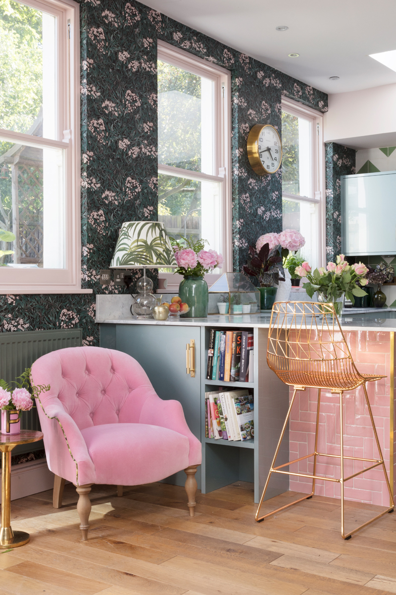 The Pink House X Sofas & Stuff