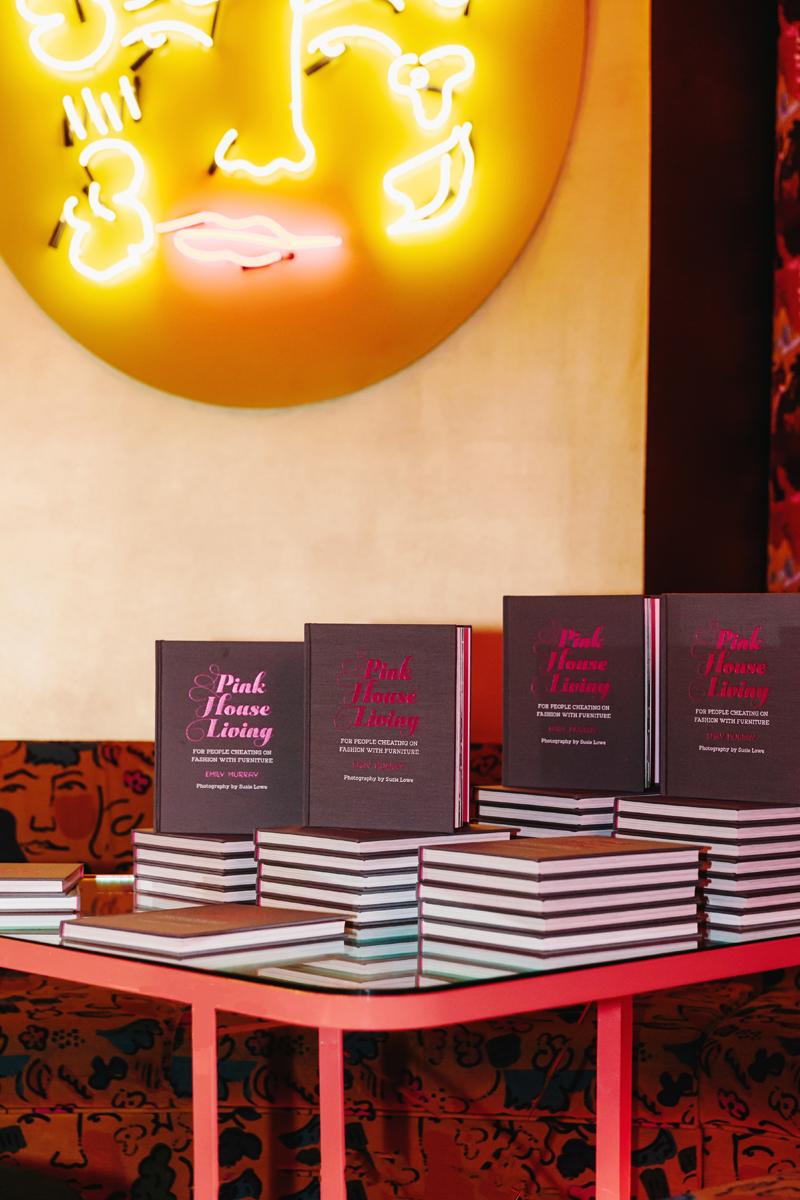 The books!