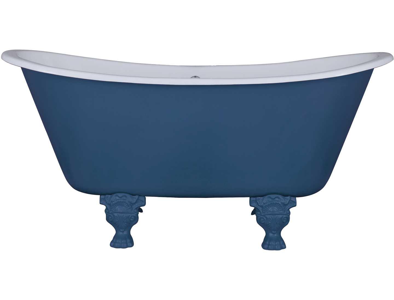 Botticelli Cast Iron Bath (choose your own colour) from  Renaissance