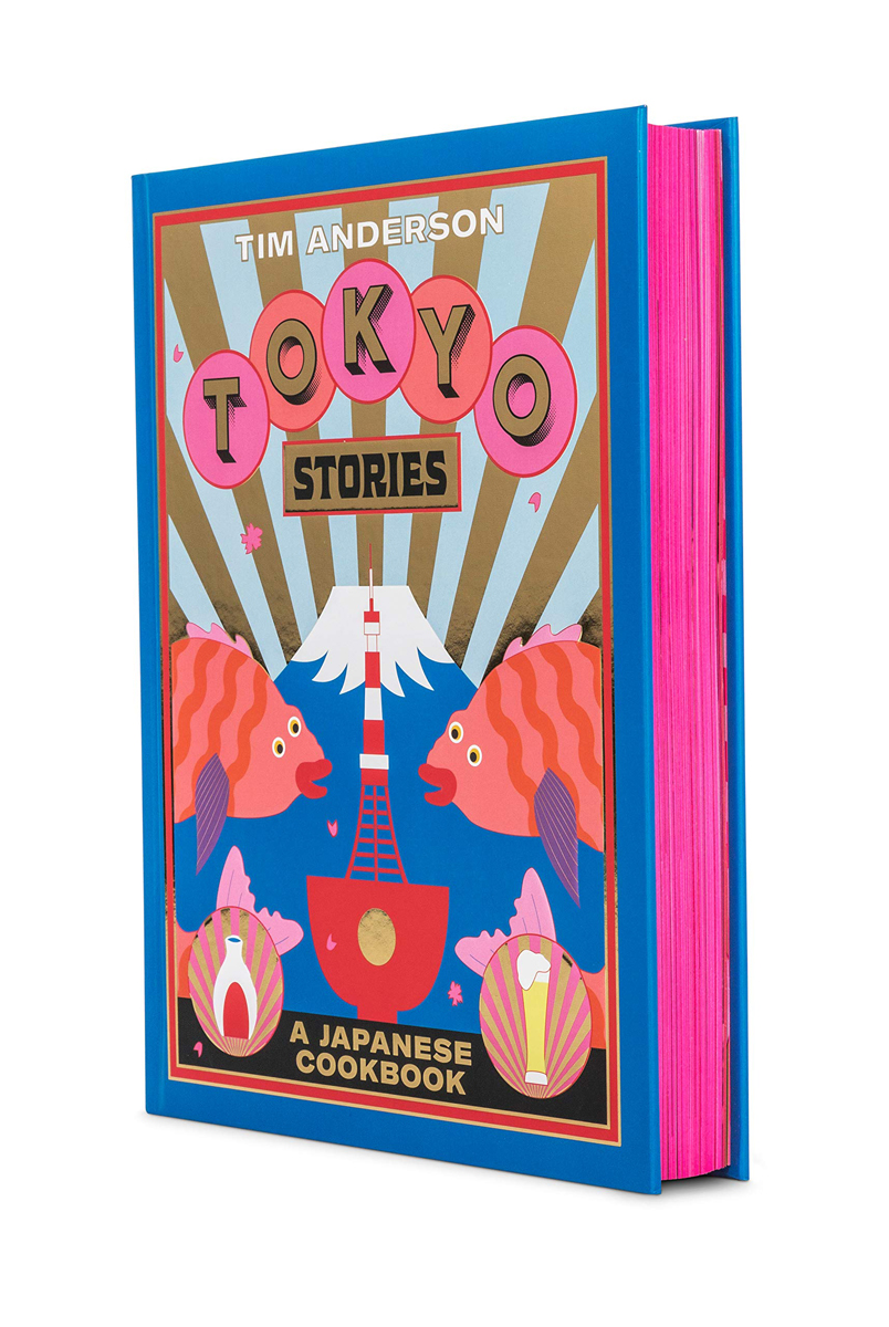 Tokyo Stories Japanese Cookbook  by Tim Anderson, £14.13