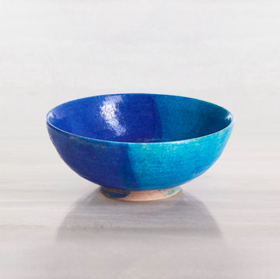 Water's Edge Bowl  from Ishkar, £22. Proceeds go to artisan crafters in war-torn countries.