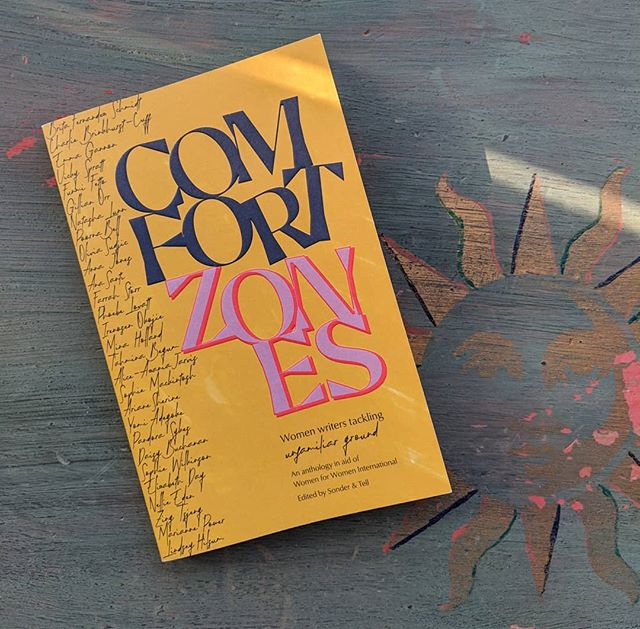Comfort Zones  from Sonder & Tell, £9.99 via Jigsaw. All profits will go to the charity Women for Women International.