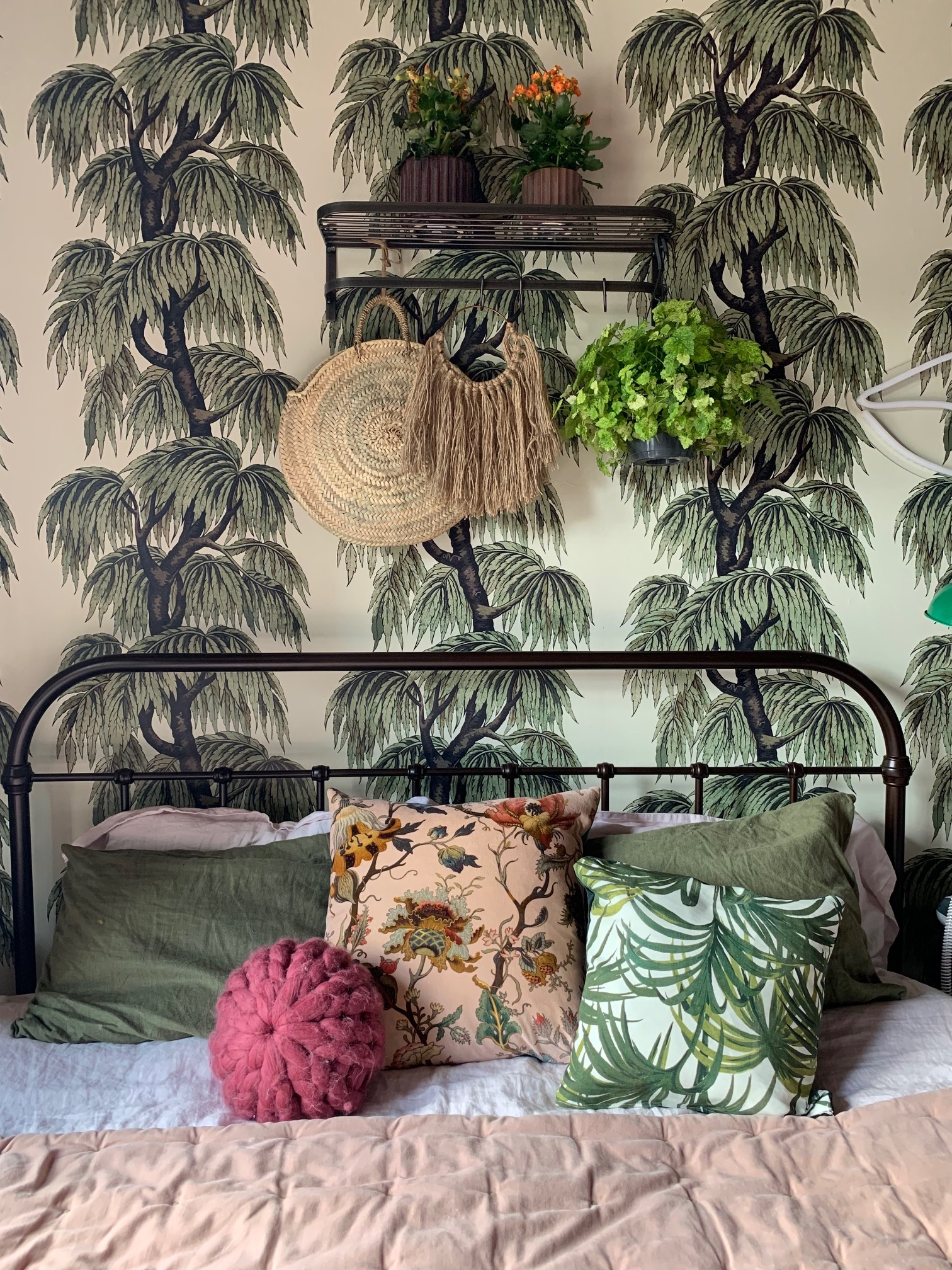 Fifty Shades of Green – the more calming, interiors-based sequel