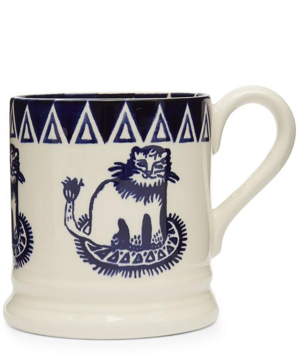 Mary Fedden Lions Half-Pint Mug  by Emma Bridgewater, £19.95 via Liberty