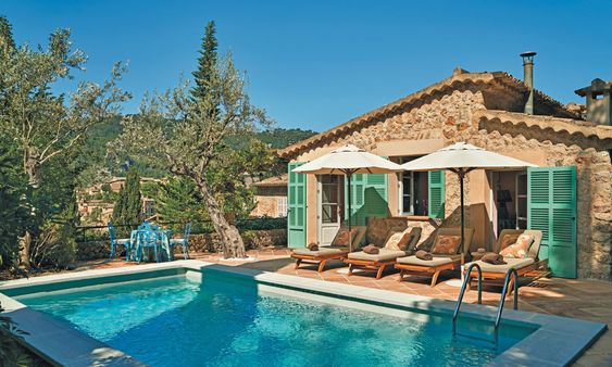 Paradise, that you? Suite 76 at the Belmond La Residencia.