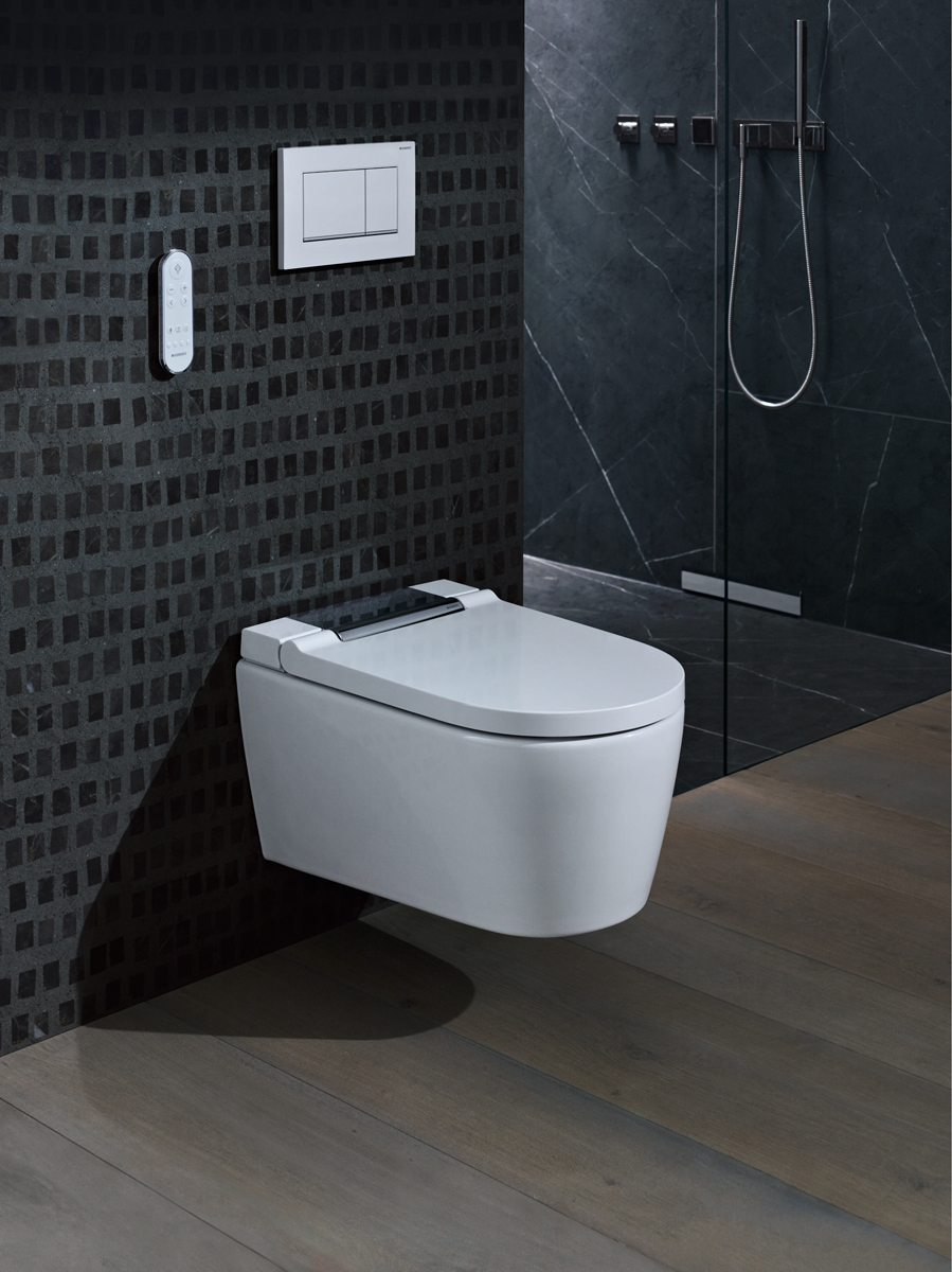Geberit's game-changer of a loo - introducing the AquaClean Sela shower toilet
