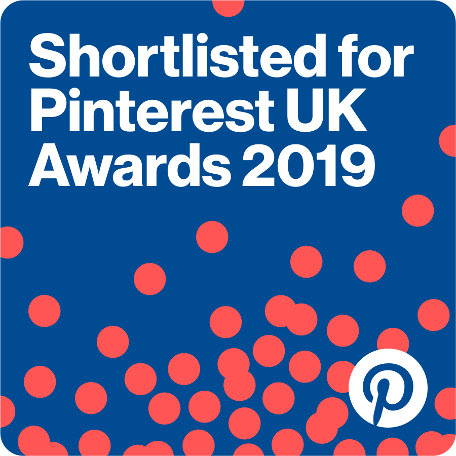 Pinterest UK Awards 2019 shortlist