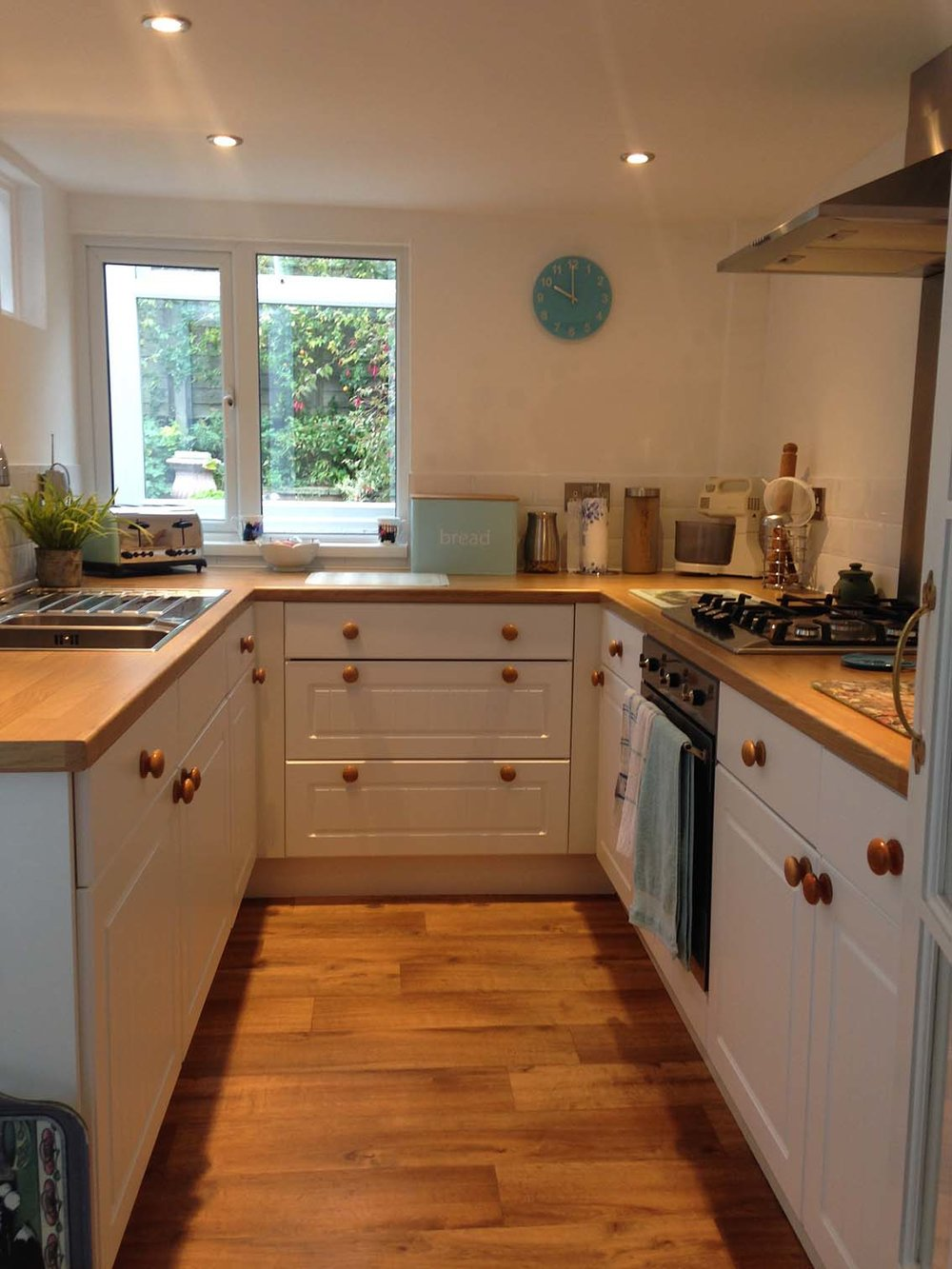 The Exeter Kitchen Fitter
