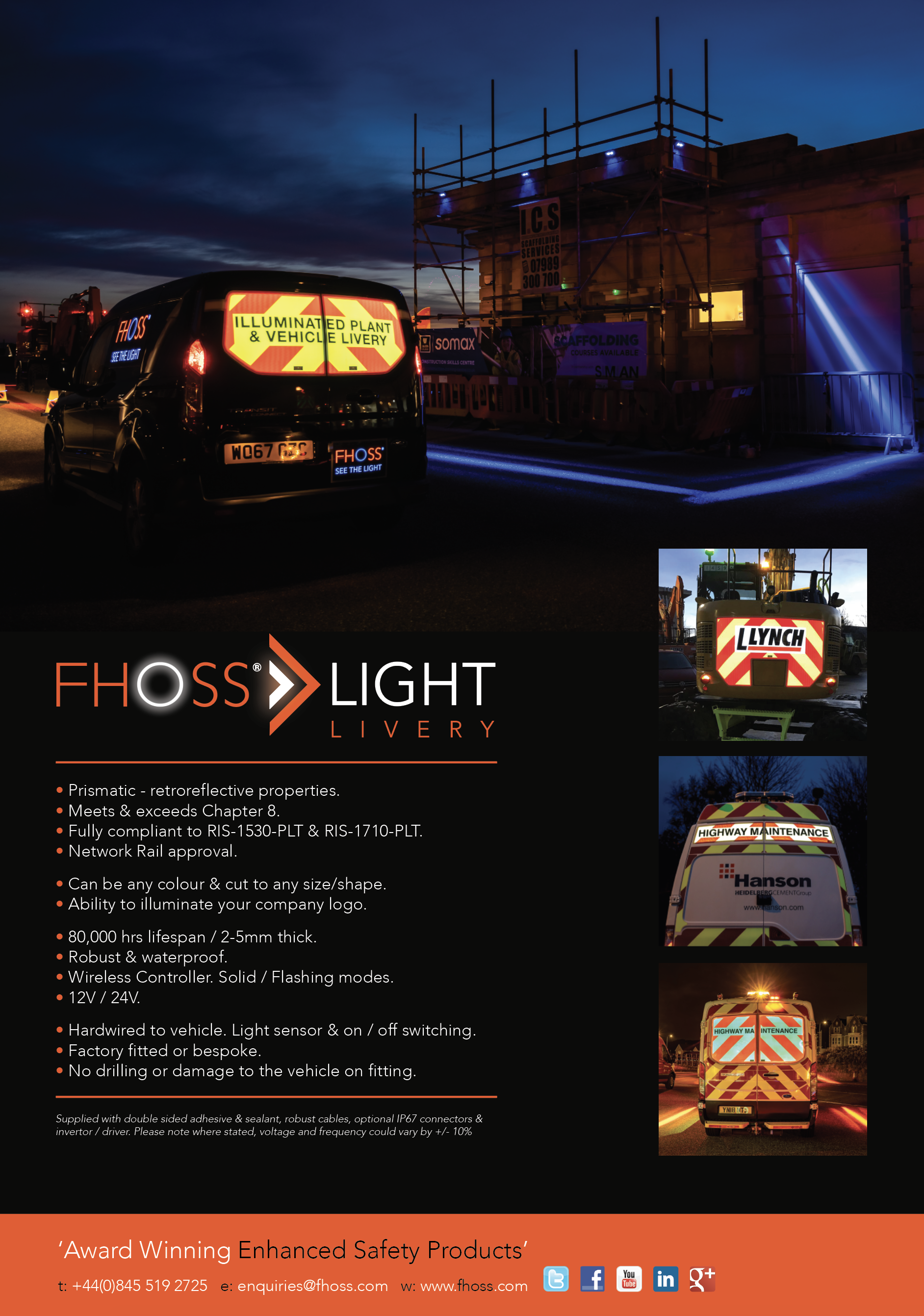 FHOSS Light Livery