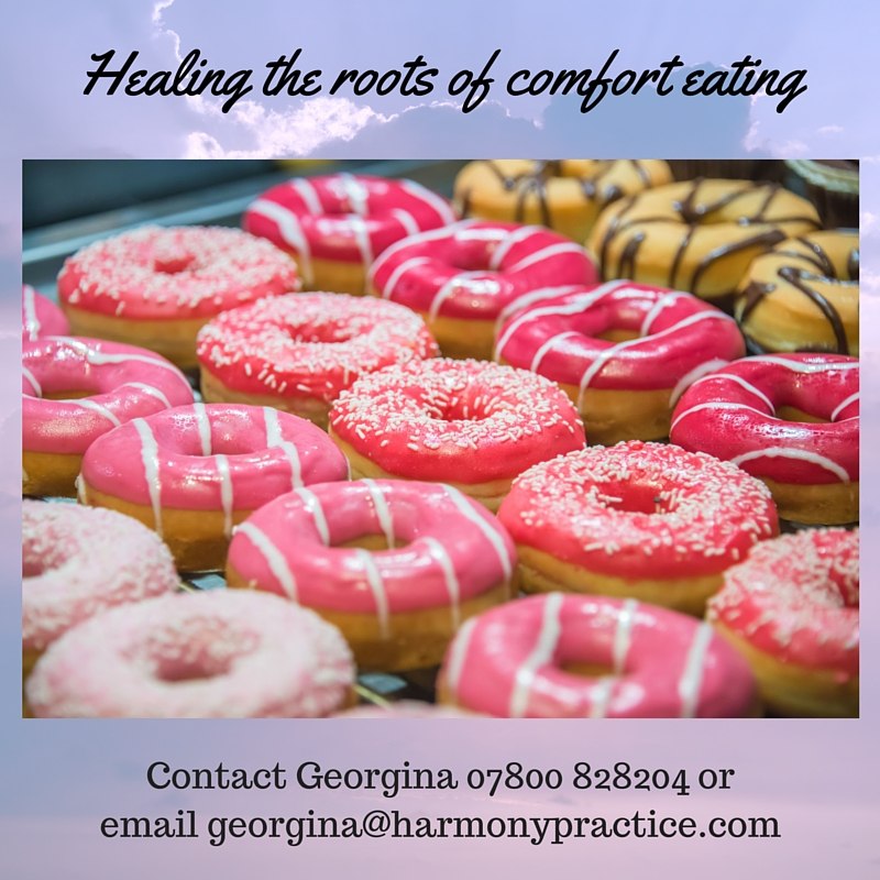 Comfort and emotional eating support group