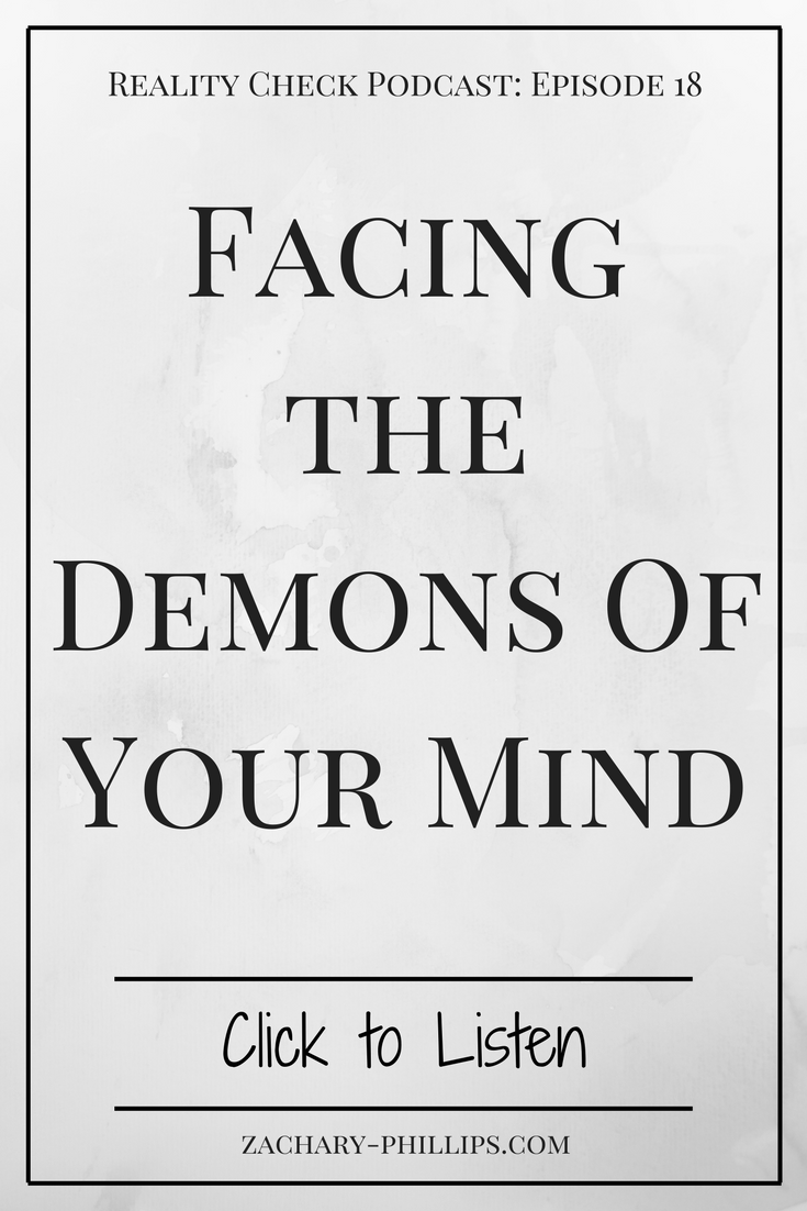 Facing the Demons Of Your Mind - Pinterest