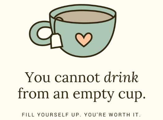 Self care cup