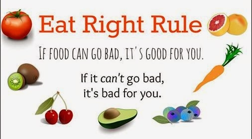 eat right rule good foods for mental health