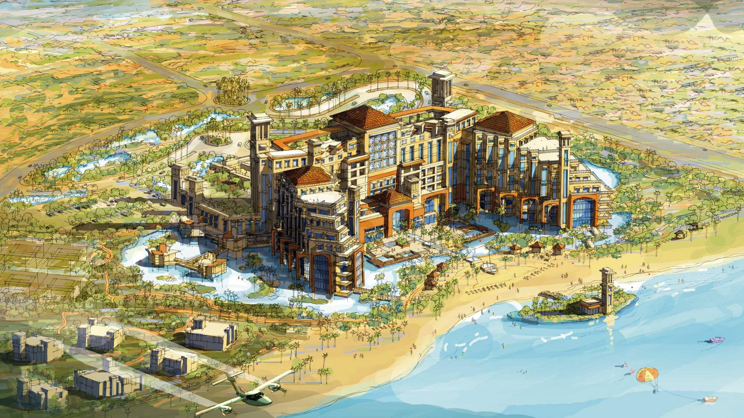 AL HAMRA WATERS - Ras Al Khaimah, UAE