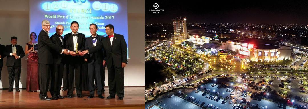 Summarecon Mal Bekasi 2017 FIABCI Award.jpg