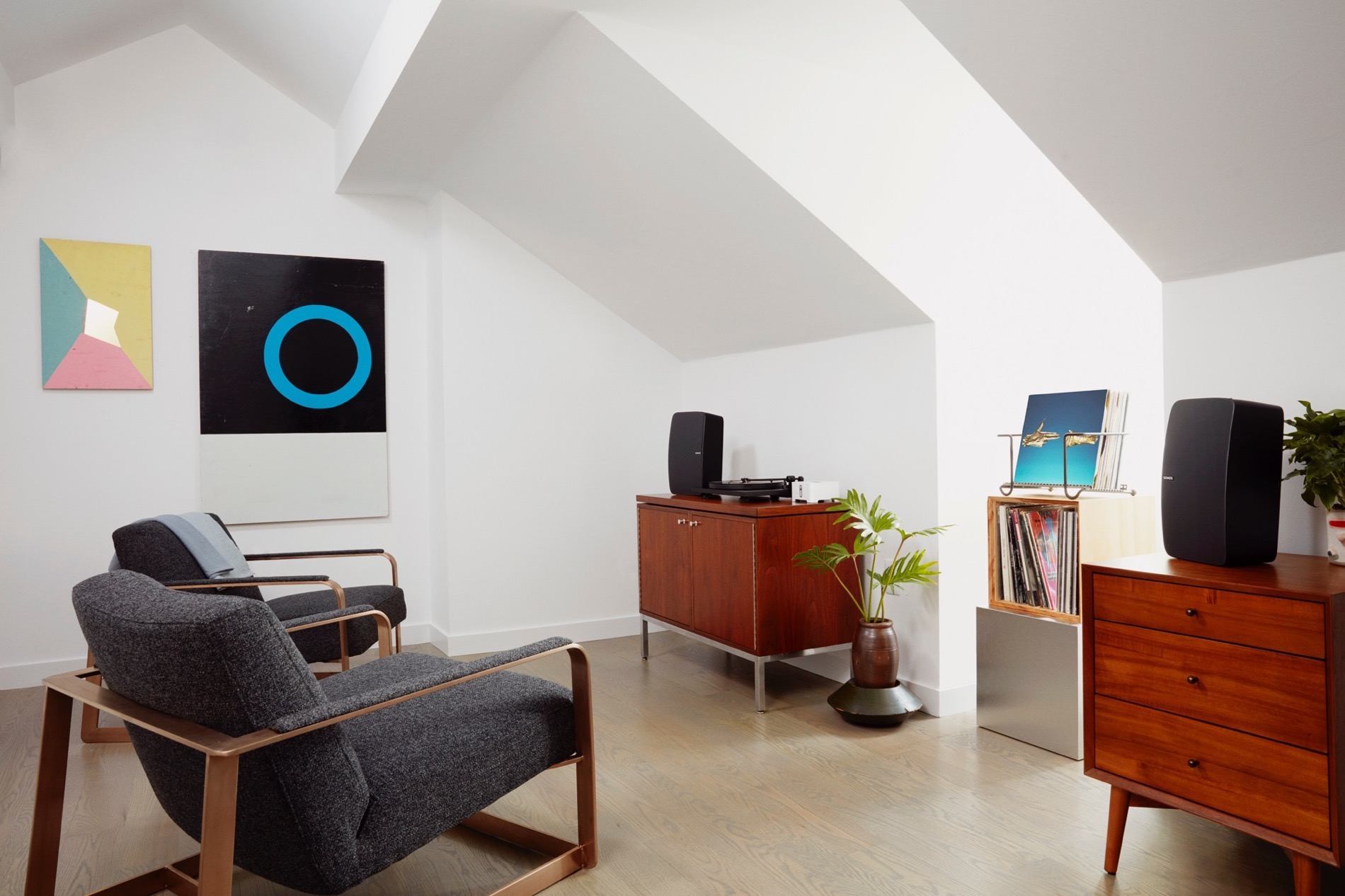 SONOS PLAY:5  wireless speakers en  SONOS CONNECT