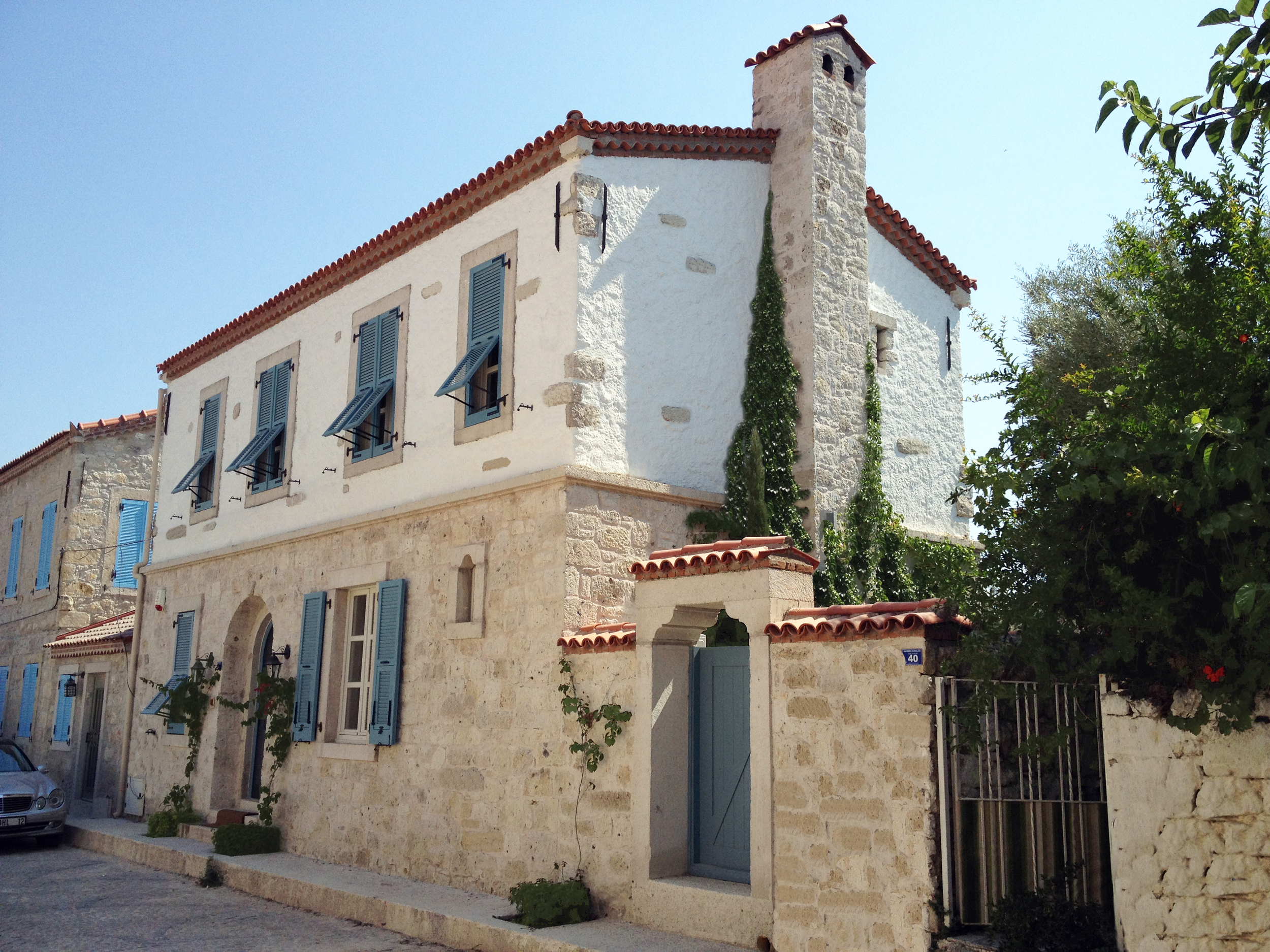HEK HOUSE I ALACATI