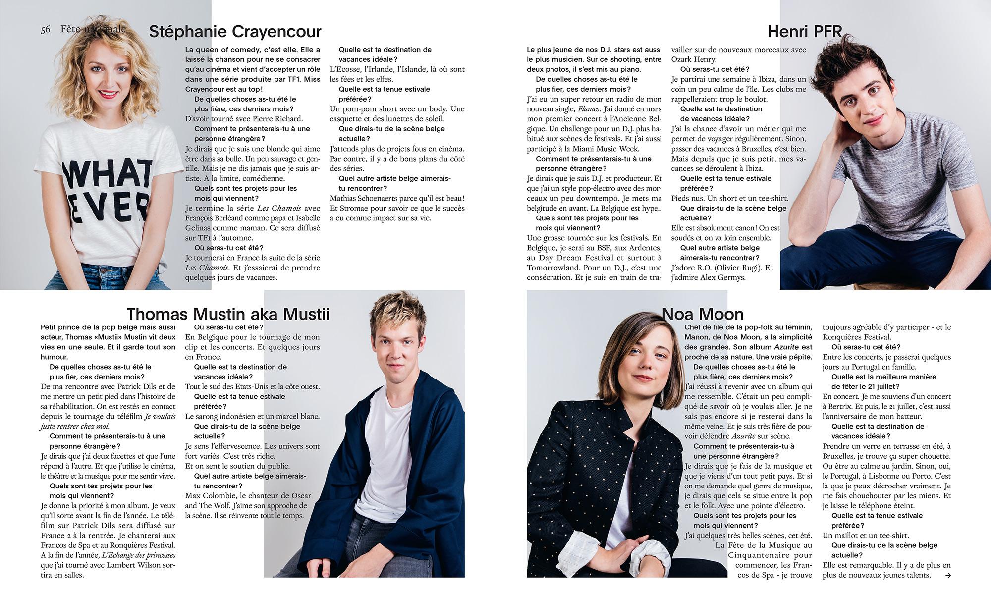 Marie Claire Belgium