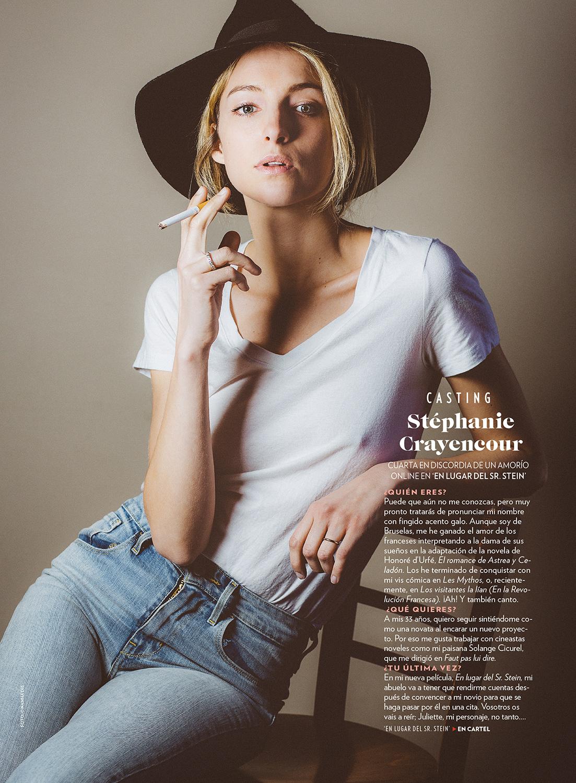 CINEMANIA magazine Spain