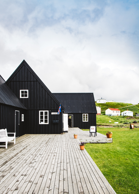 Vesturfararsetrið museum