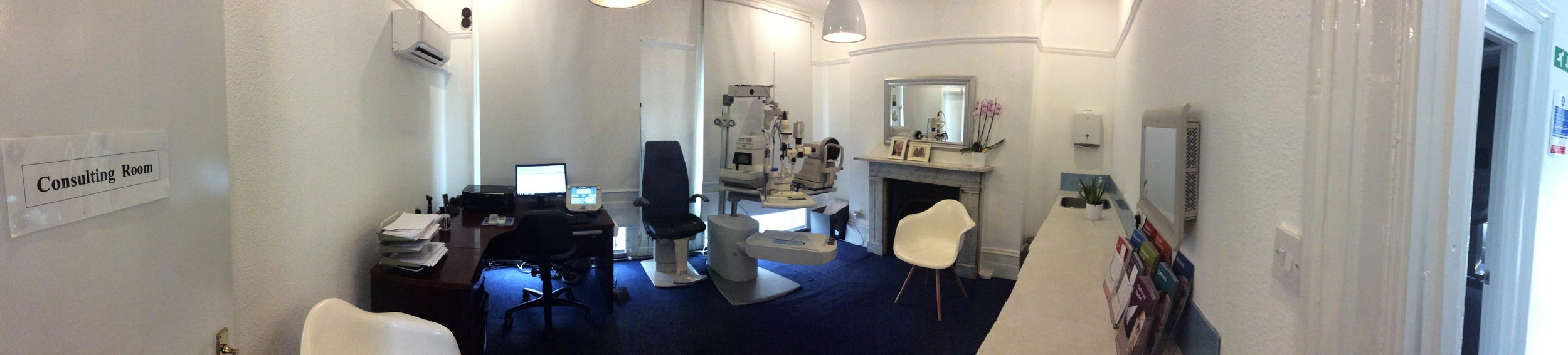 State of the art Consulting Room
