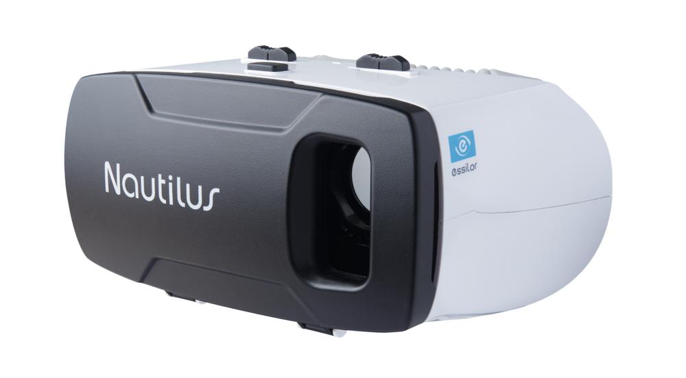Nautilus - a 3D Virtual Reality vision demonstrator...