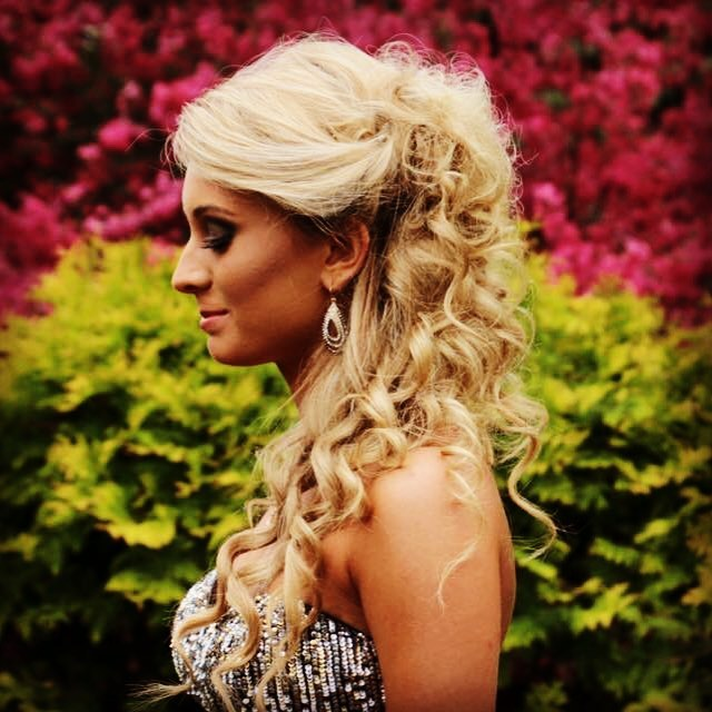 #Prom 2016 #sheartrendzsalon #updos 630-253-6417 for your appointment!!