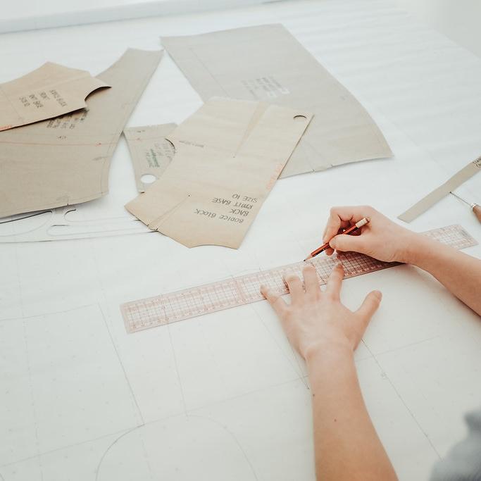 Sydney wedding dress patternmaker