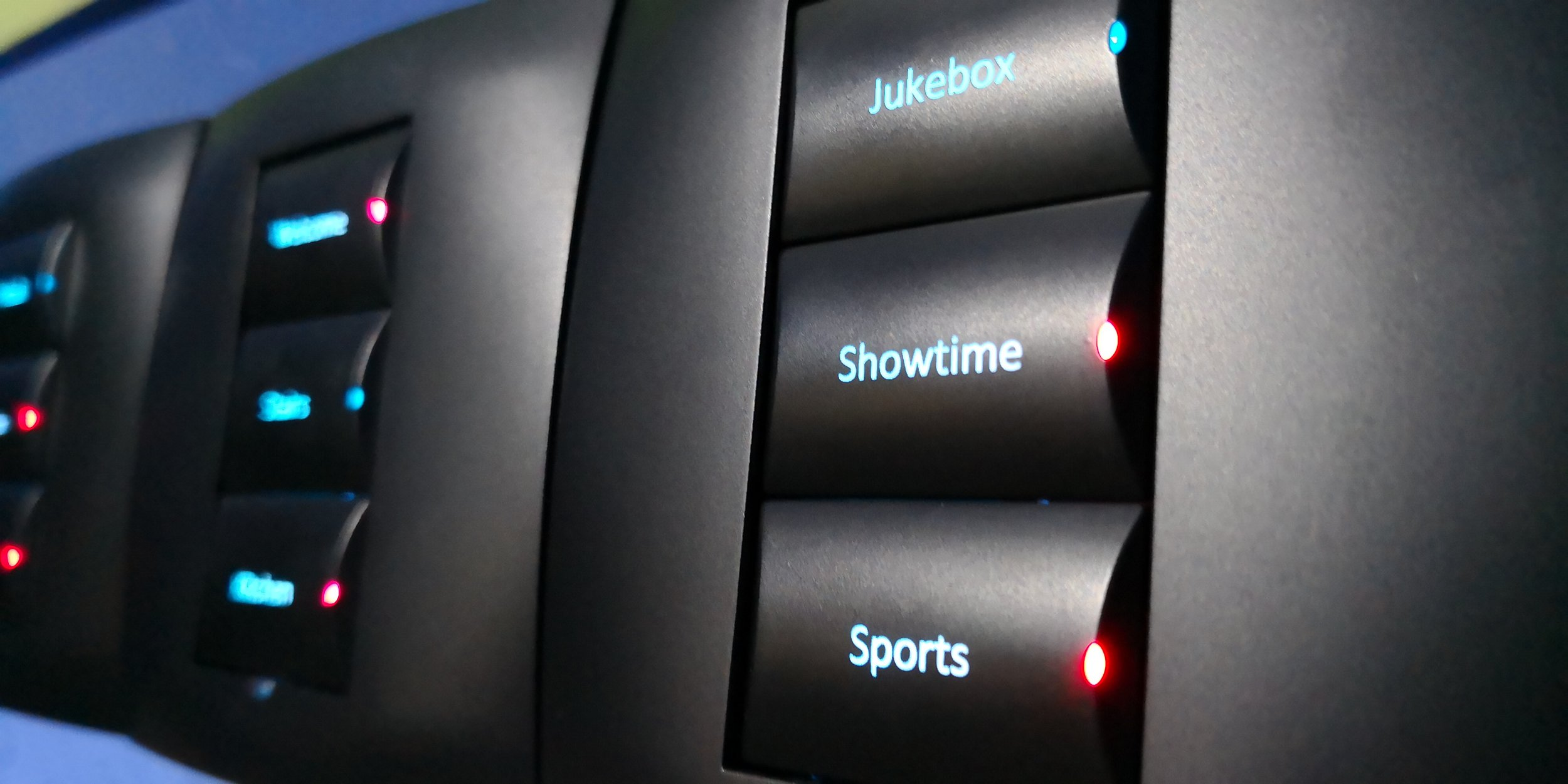 Control4 Automation allows us to automate not only the lights and AV, but the various pinball machines, record players and other memorabilia that require power.